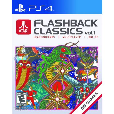 Atari Flashback Classics: Volume 1 (PS4)