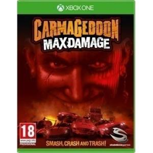 Carmageddon: Max Damage (XBOX ONE)
