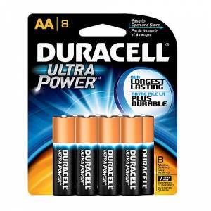 DURACELL ULTRA POWER AA - 8 PACK
