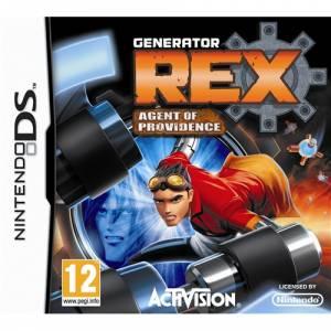Generator Rex - Agent of Providence (Nintendo DS)