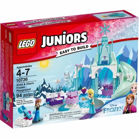 LEGO 10736 Anna & Elsa's Frozen Playground