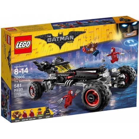LEGO BATMAN MOVIE THE BATMOBILE (70905)