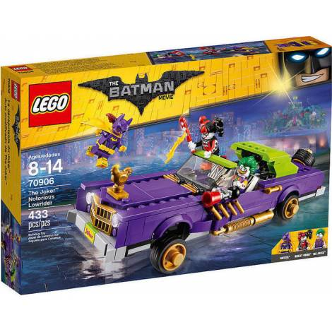 LEGO BATMAN MOVIE THE JOKER NOTORIOUS LOWRIDER (70906)