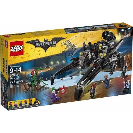 LEGO BATMAN MOVIE THE SCUTTLER (70908)