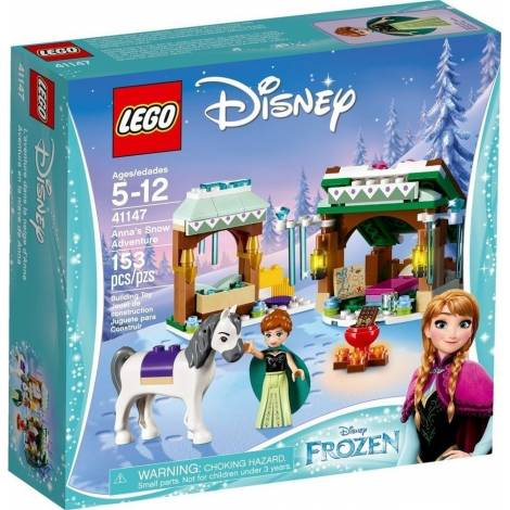 LEGO DISNEY PRINCESS 41147 Annas Snow Adventure