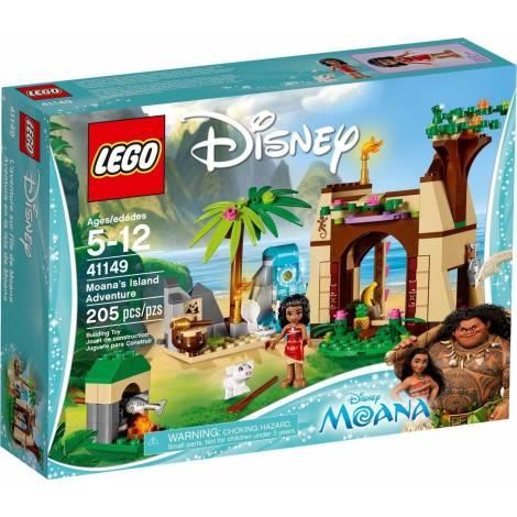 LEGO DISNEY PRINCESS 41150 Moanas Ocean Voyage