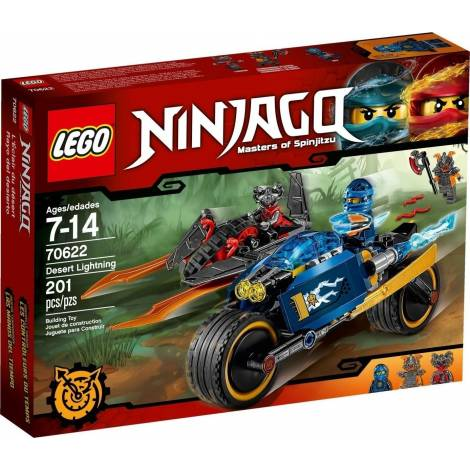 LEGO NINJAGO DESERT LIGHTNING (70622)