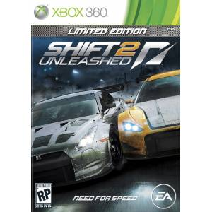 Need For Speed: Shift 2 - Limited Edition (XBOX 360)