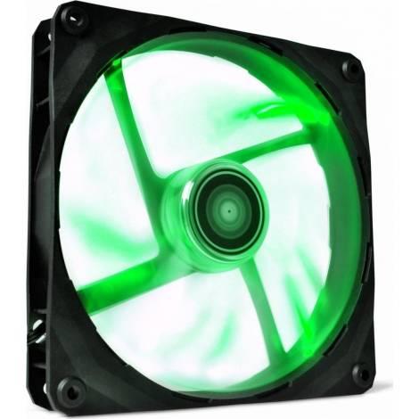 NZXT FZ 140mm LED Green Airflow Fan (RF-FZ140-G1)