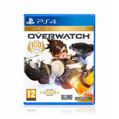 Overwatch (Game of the Year Edition) (PS4)