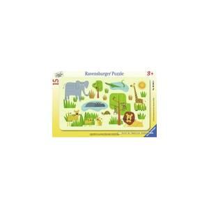 RAVENSBURGER PUZZLE - CUPCAKES (500pcs) (14803