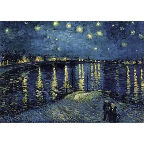 RAVENSBURGER VAN GOGH: STARRY NIGHT OVER THE RHONE (1000pcs.) (15614)
