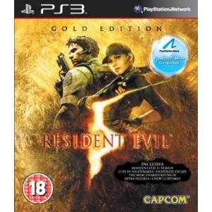 Resident Evil 5: Gold Edition - Move Compatible (PS3)
