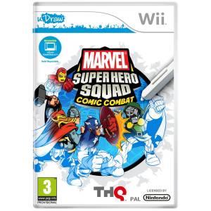 uDraw: Marvel Super Hero Squad - Comic Combat (Wii)