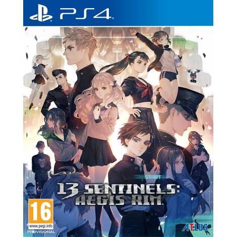 13 Sentinels : Aegis Rim (PS4)