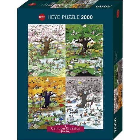 4 Seasons 2000pcs (29873) Heye