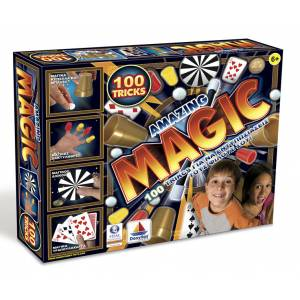 8900 Amazing Magic 100 Tricks (με DVD)
