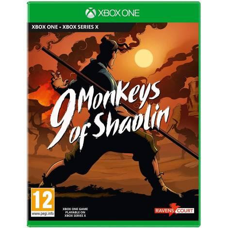 9 Monkeys of Shaolin (XBOX ONE, XBOX SERIES X)