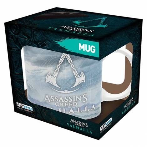 Abysse Assassin'S Creed - Raid Valhalla 320ml Mug (Exc) (ABYMUG807)