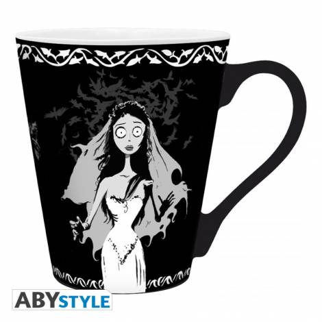 Abysse Corpse Bride - Emily & Victor 250ml Mug (ABYMUG838)