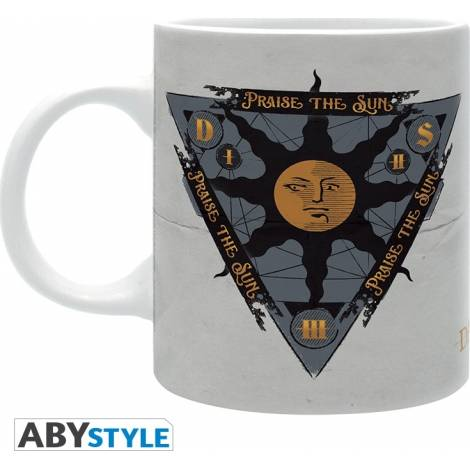 Abysse Dark Souls - Praise The Sun 320ml Mug (ABYMUG670)