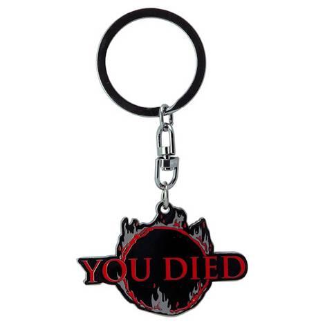 Abysse Dark Souls - You Died Metal Keychain (ABYKEY299)
