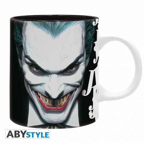 Abysse DC Comics - Joker Laughing 320ml Mug (ABYMUG702)