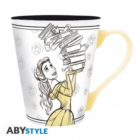 Abysse Disney - The Beauty & The Beast Belle 250ml Mug (ABYMUG878)