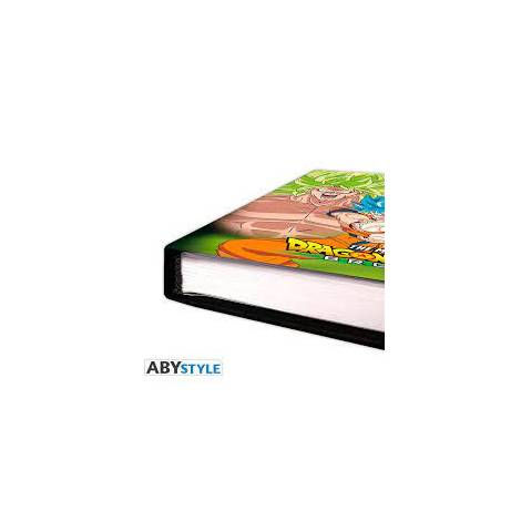 Abysse Dragon Ball Broly - Broly Vs Goku Vegeta A5 Notebook (ABYNOT061)