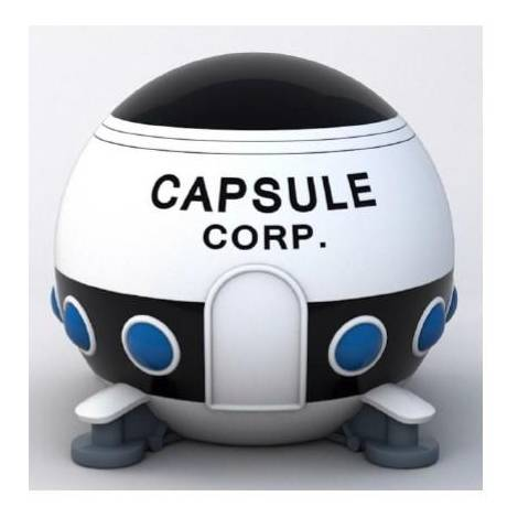 Abysse Dragon Ball - Ship Capsule Corp 3D Mug (ABYMUG754)