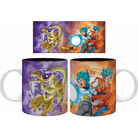 Abysse Dragon Ball Super - Saiyans Vs Frieza 320ml Mug (ABYMUG668)