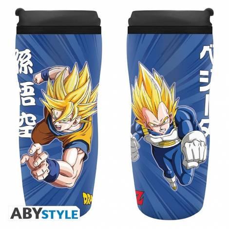 Abysse DragonBall - DBZ/Goku & Vegeta