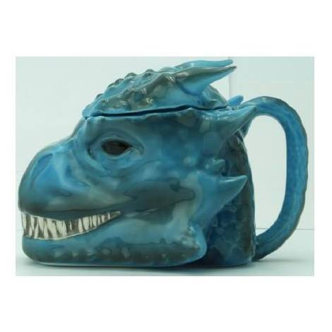 Abysse Game of Thrones  - Viserion 460ml 3D Heat Change Mug (ABYMUG676)