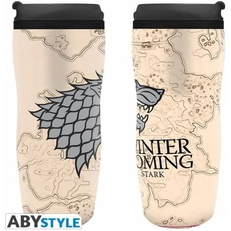 Abysse Game of Thrones - Winter is ComingTravel Mug (ABYTUM001)