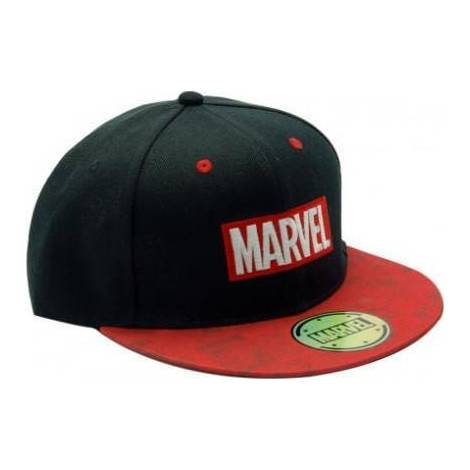 Abysse Marvel - Black & Red Logo Cap (ABYCAP031)