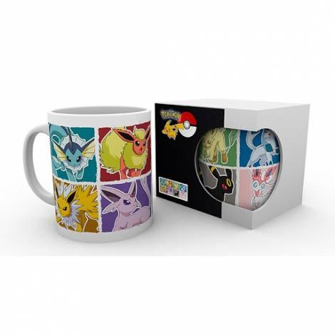 Abysse Pokemon - Eevee Evolution Mug (MG1964)