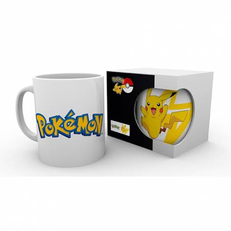 Abysse Pokemon - Pokemon Logo Pikachu Mug (MG2482)