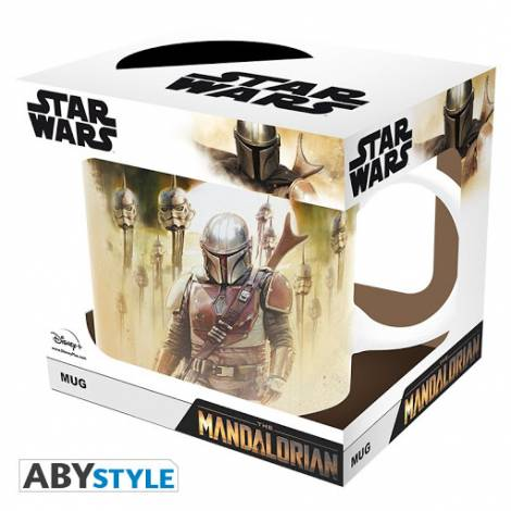 Abysse The Manadalorian 320ml Mug (ABYMUG810)
