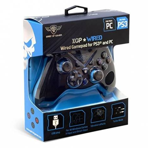 Advance Spirit Of Gamer Wired XGP (PC/PS3)