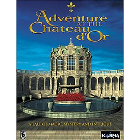 Adventure AT THE Chateau  d'Or (PC) (CD Μονο)