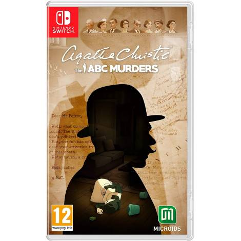Agatha Christie : The ABC Murders (Nintendo Switch) (EU)
