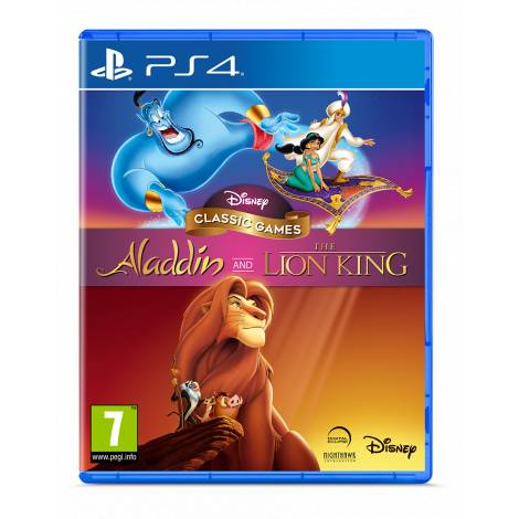 Aladdin & Lion King  (PS4)