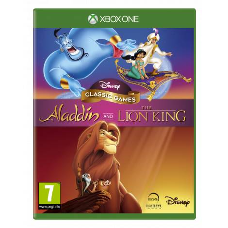ALADDIN AND  LION KING (Xbox One)