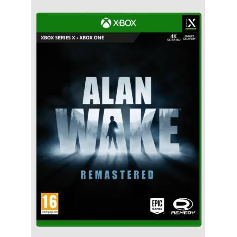 Alan Wake Remastered (Xbox One/Series X)