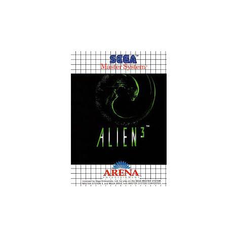 Alien 3 (SEGA MASTER SYSTEM)