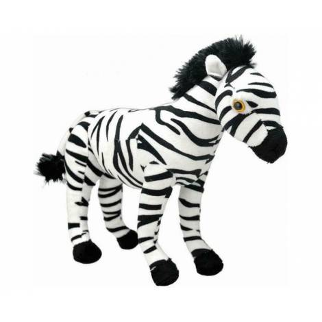 All About Nature: Zebra 25cm (K7972)