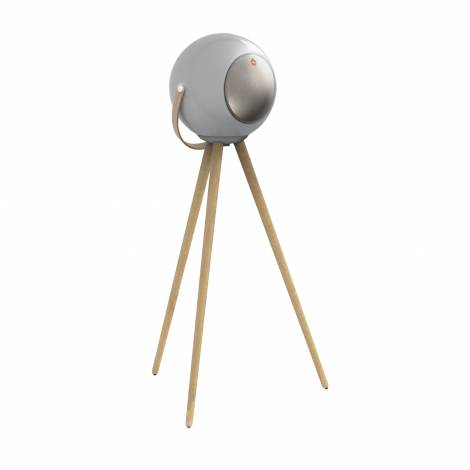 Allocacoc AudioBall |UB+| Lifestyle Φορητό ηχείο με βάση στήριξης (Moon Grey)  (DH0175GY/AUBHIG)