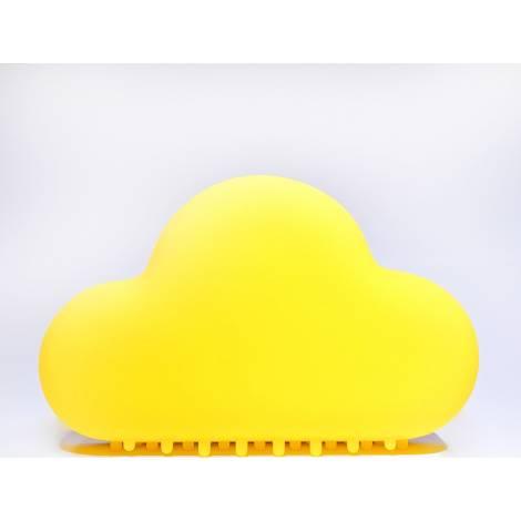Allocacoc® NightLamp Cloud |MUID| Φωτάκι νυκτός συννεφάκι με ηχητική ενεργοποίηση (κίτρινο) (DH0099/CLNTLP)