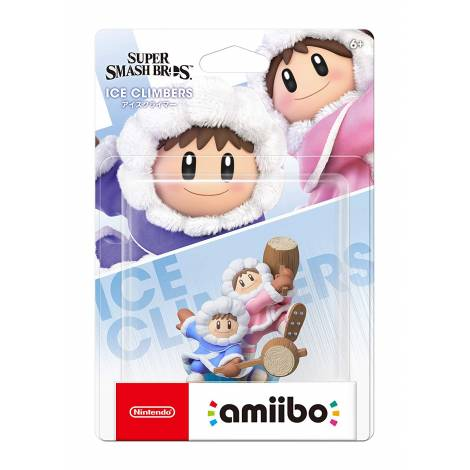 AMIIBO ICE CLIMBERS (SUPER SMASH)