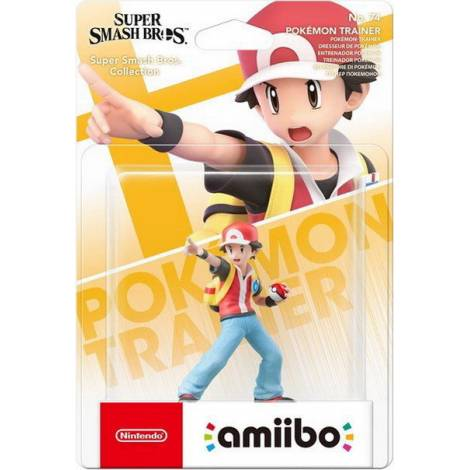 AMIIBO POKEMON TRAINER (SUPER SMASH)